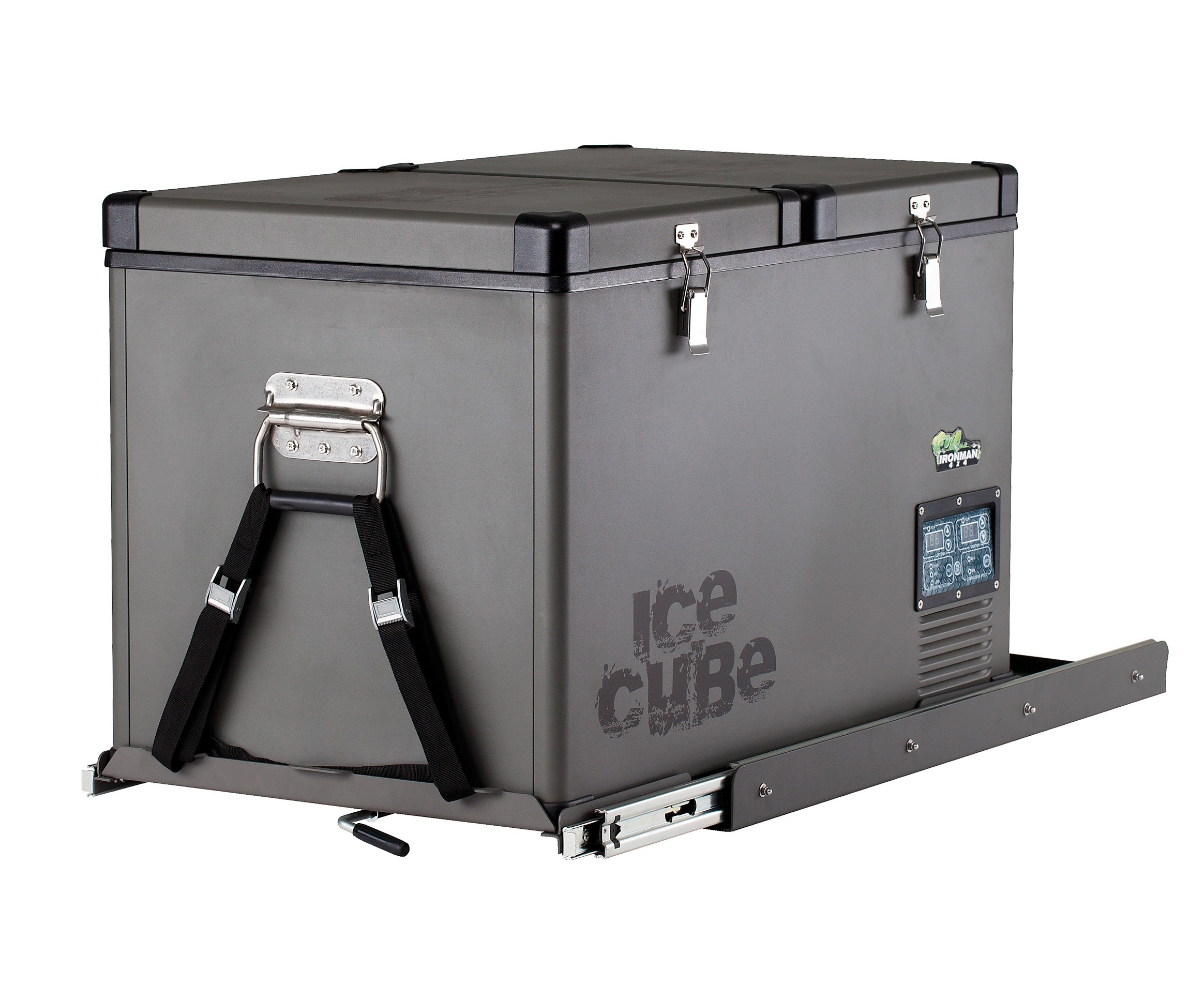 Kompressor- Kühlbox Ironman4x4
