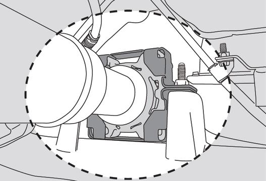 ITSS021 - Kardanwellendistanzkit für Isuzu Dmax ab 2012