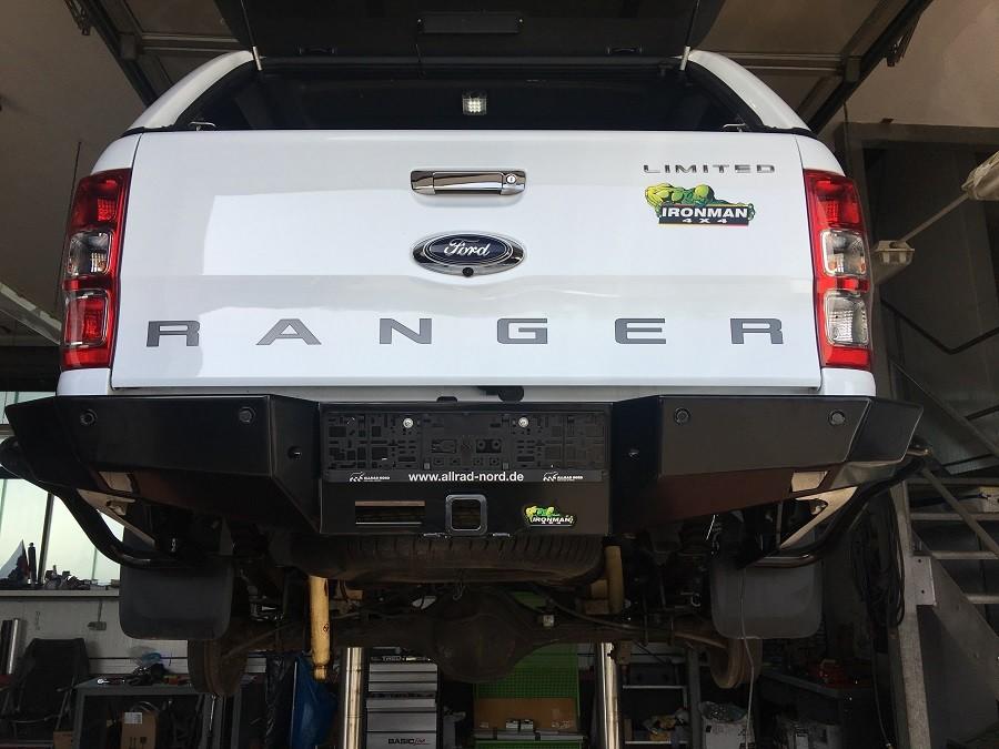 RTB038 Heavy Duty Heckstoßstange für Ford Ranger - B Ware!