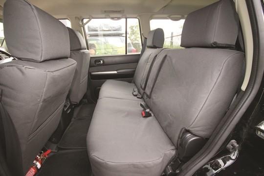 ICSC054R - HD Sitzbezug Set für hintere Sitze für Ford Ranger ab Bj.2015