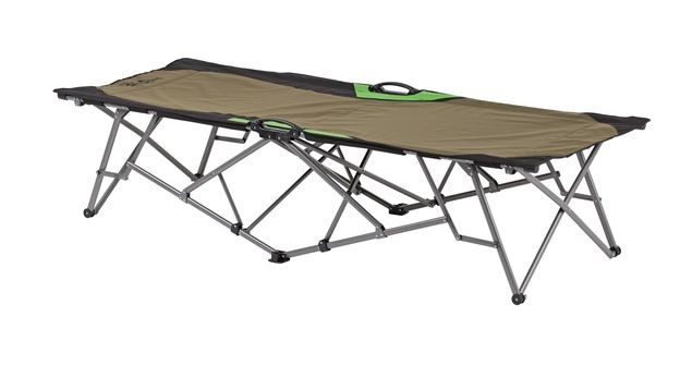 Camping Klappbett, Feldbett, Reisebett - Ironman 4x4 IQFS001