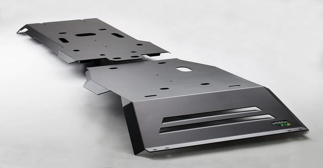 UBP054 Unterfahrschutz Kit Ironman4x4 für Ford Ranger ab Bj. 2012+