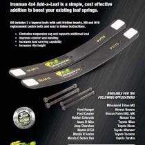 Blattfederverstärkung Set - Add a Leaf - ISL6010