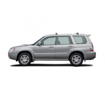 Fahrwerkkit mit Stoßdämpfern KYB  für Subaru Forester ab Bj.2002 - 2007 - SUBKS002