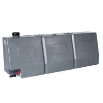 Ironman 4x4 50L Kunststoff Kanister Wassertank Trapezform - IWT006