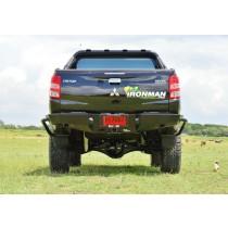 RTB050 Heavy Duty Heckstoßstange für Mitsubishi L200 ab 2015+ / B-Ware