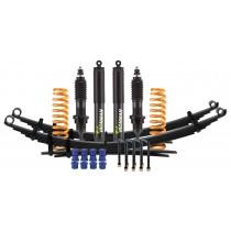 TOY057BKP - Fahrwerk Kit +45mm Lift für Toyota Hilux ab 2005 -2015