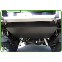 IRONMAN 4x4 Long Range Ersatztank für Ford Ranger, Mazda BT50 / TANK006