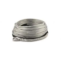 Ironman 4x4 Synthetik Windenseil Synthetisches Seil für Seilwinde 27m/9,5mm/ 8100kg - WWWROPE001
