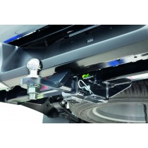 HD Anhängervorrichtung / Anhängerkupplung abnehmbarer für Ford Ranger ab Bj.2012  - TB038