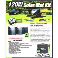 Solaranlage 120W Ironman 4x4