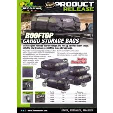 Ironman4x4 Gepäcktasche  für Dachgepäckträger 600L - IRLB600