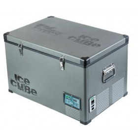 ICE CUBE FRIDGE74 Kompressor Kühlbox Ironman4x4