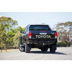RTB051 Heavy Duty Heckstoßstange für Toyota Hilux Revo ab 2015+