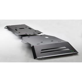 UBP041 Unterfahrschutz Kit Ironman4x4 für Isuzu D-Max ab 2012+ , Isuzu Mu-X ab 2014+
