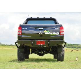 RTB050 Heavy Duty Heckstoßstange für Mitsubishi L200 ab 2015+