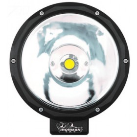 """ILED7C – 7""""/ 17,5cm - Fernlicht LED Scheinwerfer - COMET Ironman4x4"""