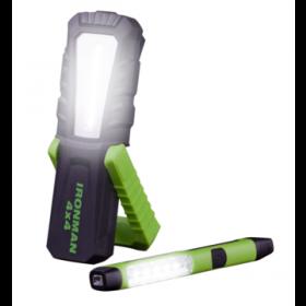 LED Werkstatt- Arbeitslampenset - Ironman 4x4 ILEDWLC